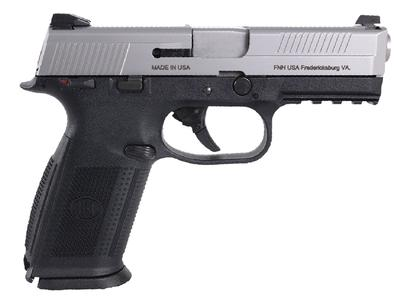 FN 66947 FNS40 Manual Safety Fxd 3 Dot NS 40S&W 4
