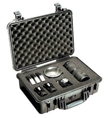 Pelican 1500 Protector Accessory Case Polypropylene Smooth