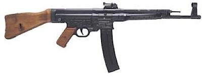 GSG German Sports Guns GERM444104 STG-44 22 Long Rifle 10 rd Black Finish