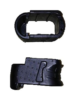 Walther Arms 2796635 P99C Grip Extension P99C Black Polymer