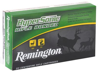 Remington Ammunition PRH308WA Core-Lokt 308 Winchester/7.62 NATO 150 GR PSP Interlock BT 20 Bx/ 10 Cs