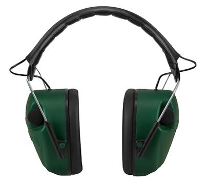 Past 497700 E-Max Hearing Protection Black/Green