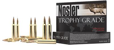 Nosler 60104 7mm STW Mag 175GR AccuBond Long Range 20Bx/10Cs