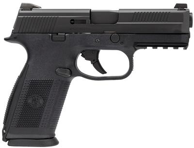 FN 66764 FNS40 No Manual Safety Fxd 3 Dot 40S&W 4