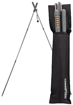 Champion Targets 40578 Folding Shooting Sticks W/ Belt Pouch