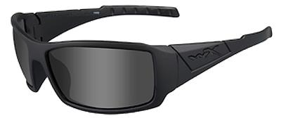 Wiley X Eyewear SSTWI01 Twisted Safety Glasses Matte Black
