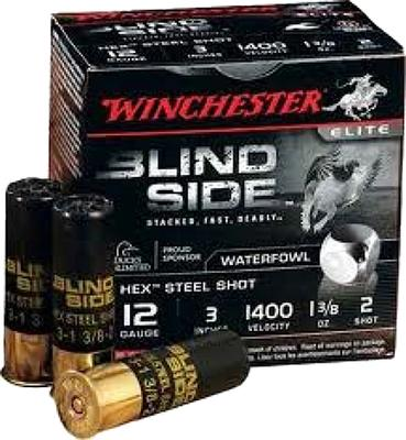 Winchester Ammo SBS1232VP Blindside 12 Gauge 3
