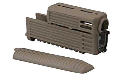 Tapco STK06311D AK Standard Handguard w/ Rails and Lower Cover FDE