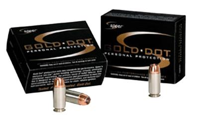 SPR GOLD DOT 40SW 180GR HP 20/500