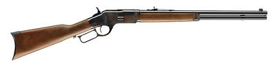 Winchester Guns 534202137 1873 Short Rifle Case Hardened Lever 357 Magnum/38 Special 20