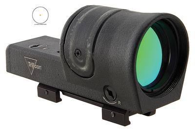 Trijicon 800044 Reflex 1x 42mm Obj Unlimited Eye Relief 4.5 MOA Black