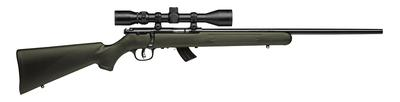 Savage 26721 Mark II FXP with Scope Bolt 22 Long Rifle 21