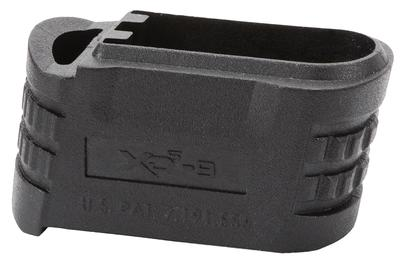 Springfield XDS5902 XD-S 9mm X-Tension Magazine Sleeve for Backstrap 2 Blk