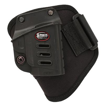 Fobus SWBGA Ankle Right Hand  S&W Bodyguard Suede Black