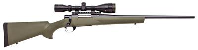 Howa HGK62407+ Hogue Gameking with Scope Bolt 25-06 Remington 22