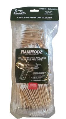 RamRodz 11800 Breech Cleaner Cotton Swab 3