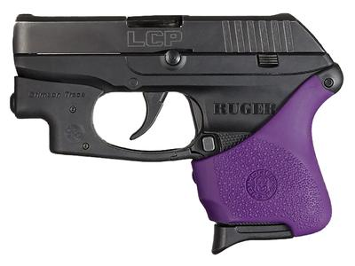 Hogue 18116 HandALL Hybrid Grip Glove Ruger LCP with Crimson Trace Rubber