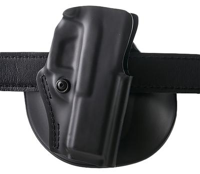 Safariland 519854411 5198 Paddle Holster Colt Officer Synthetic Black
