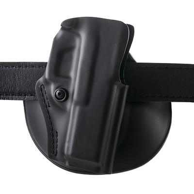 Safariland 519887411 5198 Paddle Holster Walther P-5 Thermoplastic Black