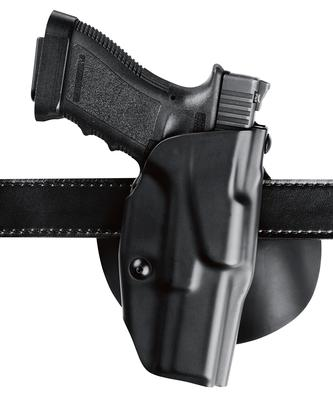 Safariland 6378190411 6378 ALS Paddle  Ruger LCR Thermoplastic Black