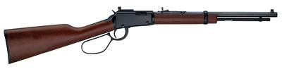 Henry H001TMLP Small Game Carbine Lever Action 22 Magnum Lever 22 Winchester Magnum Rimfire (WMR) 16.25