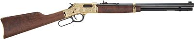 Henry H006CD3 Big Boy Deluxe Engraved 3rd Edition Lever 45 Colt (LC) 20