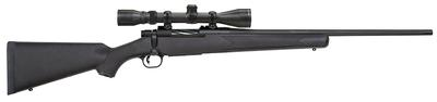 Mossberg 27931 Patriot with Scope Bolt 243 Win 22