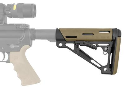 Hogue 15350 AR-15 Rifle Polymer Tan Buttstock