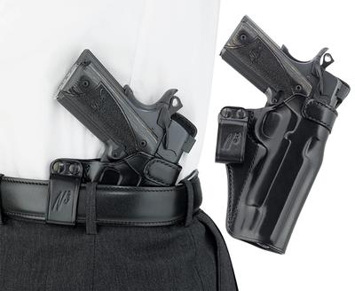 Galco WB212B Waistband Inside The Pants Walther PPK Black
