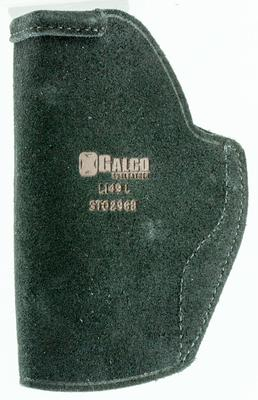 Galco STO296B Stow-N-Go Inside The Pants SIG P239 9mm Steerhide Black