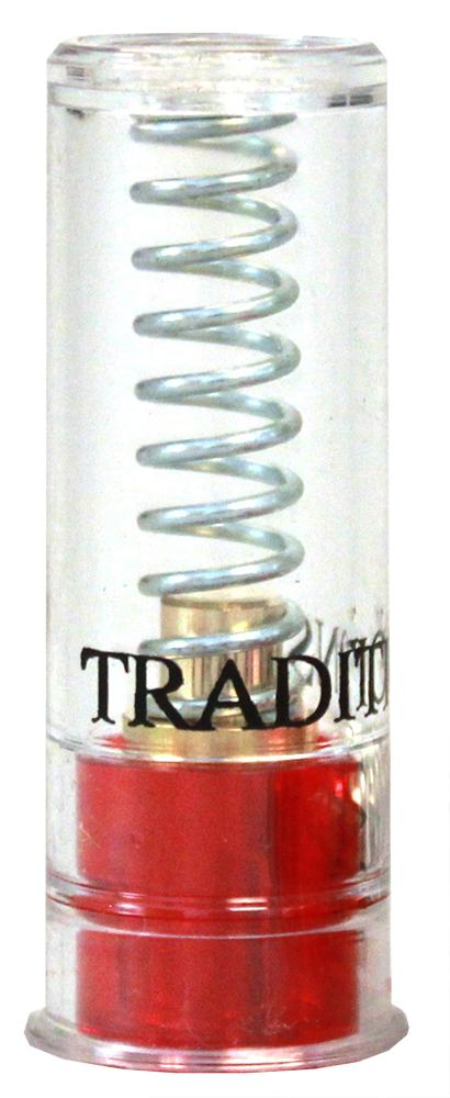 Traditions Asg12 Snap Caps 12 Gauge Plastic W/Brass Base 2 Pack