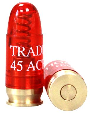 Traditions ASA45 Snap Caps .45 ACP Plastic w/ Brass Base 5 Pack