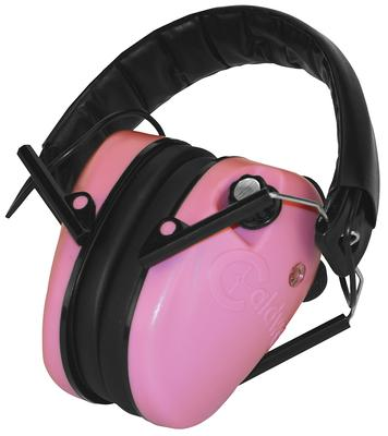Caldwell 487111 E-Max Low Profile Electronic Hearing Protection-Pink Electronic