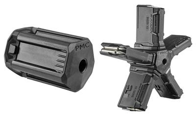 Mako PMC Pentagon 5 Magazine Coupler FAB Defense AR-15 223 Rem/5.56 NATO Polymer Black