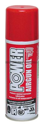 Napier 6055 Power Airgun Oil Aerosol Lube 8.6 fl oz
