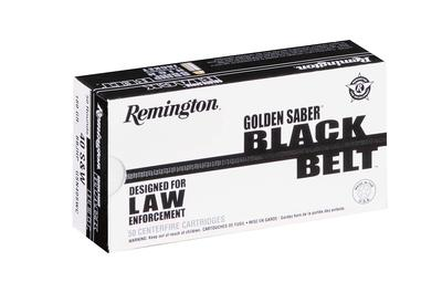 Remington Ammunition GSN45APC Golden Saber 45 ACP 230 GR Jacketed Hollow Point 20 Bx/ 25 Cs