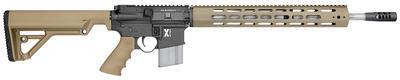 Rock River Arms XBLK1751T LAR-300 X-Series 300 Blackout Carbine Tan Semi-Automatic 300 AAC Blackout/Whisper (7.62x35mm) 18