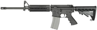 Rock River Arms AR1207 LAR-15 Tactical CAR A4 with Quad Rail Chrome Lined Barrel Semi-Automatic 223 Remington/5.56 NATO 16