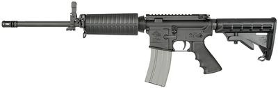 Rock River Arms AR1207 LAR-15 Tactical CAR A4 with Flip Sight Chrome Lined barrel Semi-Automatic 223 Remington/5.56 NATO 16