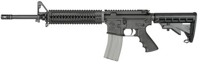 Rock River Arms AR1231 LAR-15 Elite CAR A4 with Quad Rail Chrome Lined Barrel Semi-Automatic 223 Remington/5.56 NATO 16