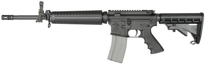 Rock River Arms AR1231 LAR-15 Elite CAR A4 with Front Sight Gas Block Chrome Lined Barrel Semi-Automatic 223 Remington/5.56 NATO 16