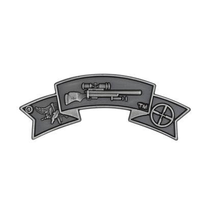 Sniper Qualification Pin
