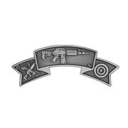 BASIC PATROL RIFLE PIN AS