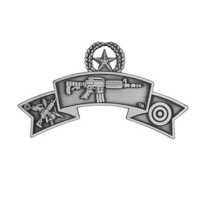 MASTER PATROL RIFLE PIN