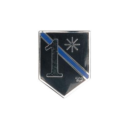 1 ASTERISK PIN