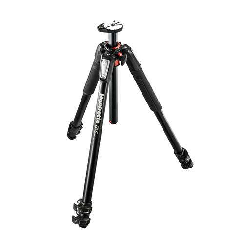 055 Series Aluminum Tripod, 3 Section