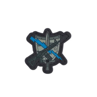 Tactical Patrol Officer PVC Patch