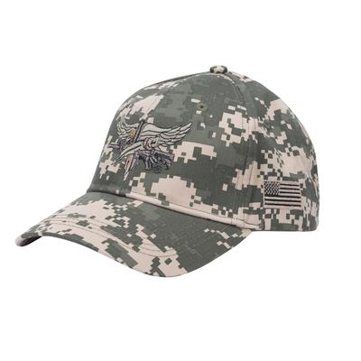 Swat Operator ACU Ball Cap with Flag