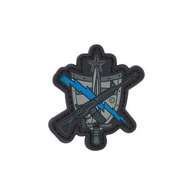 Senior Tactical Patrol Officer PVC Patch
