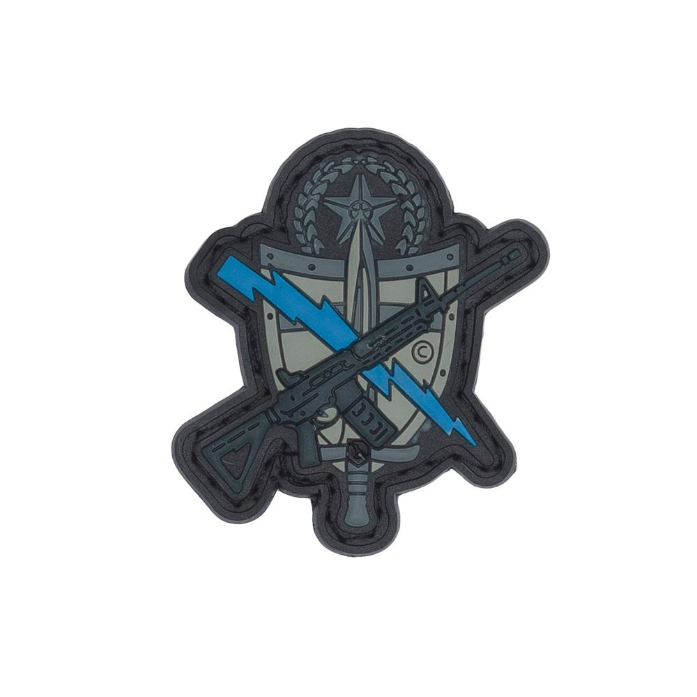 Master Tactical Patrol Officer Pvc Patch